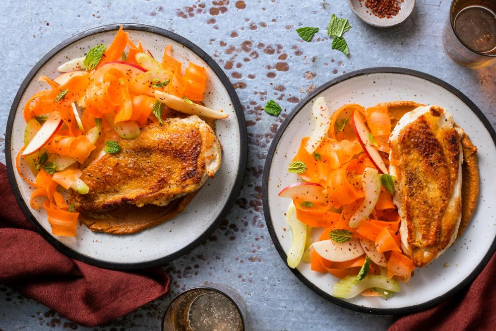 Mediterranean Diet Meal Kit Delivery: Healthy Recipes | Sun