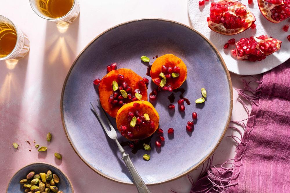 A Butternut Squash Dessert Recipe to Celebrate Nowruz Featured Image