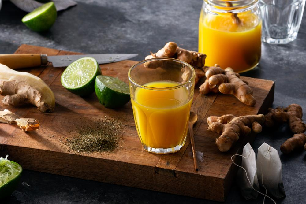 A Turmeric Ginger Elixir for An Immunity Boost Featured Image